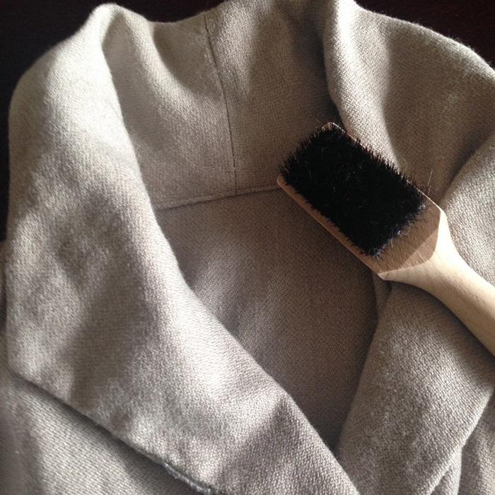 コートのお洗濯2