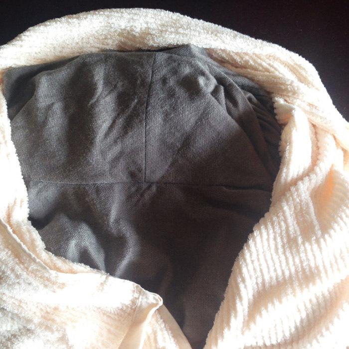 コートのお洗濯4